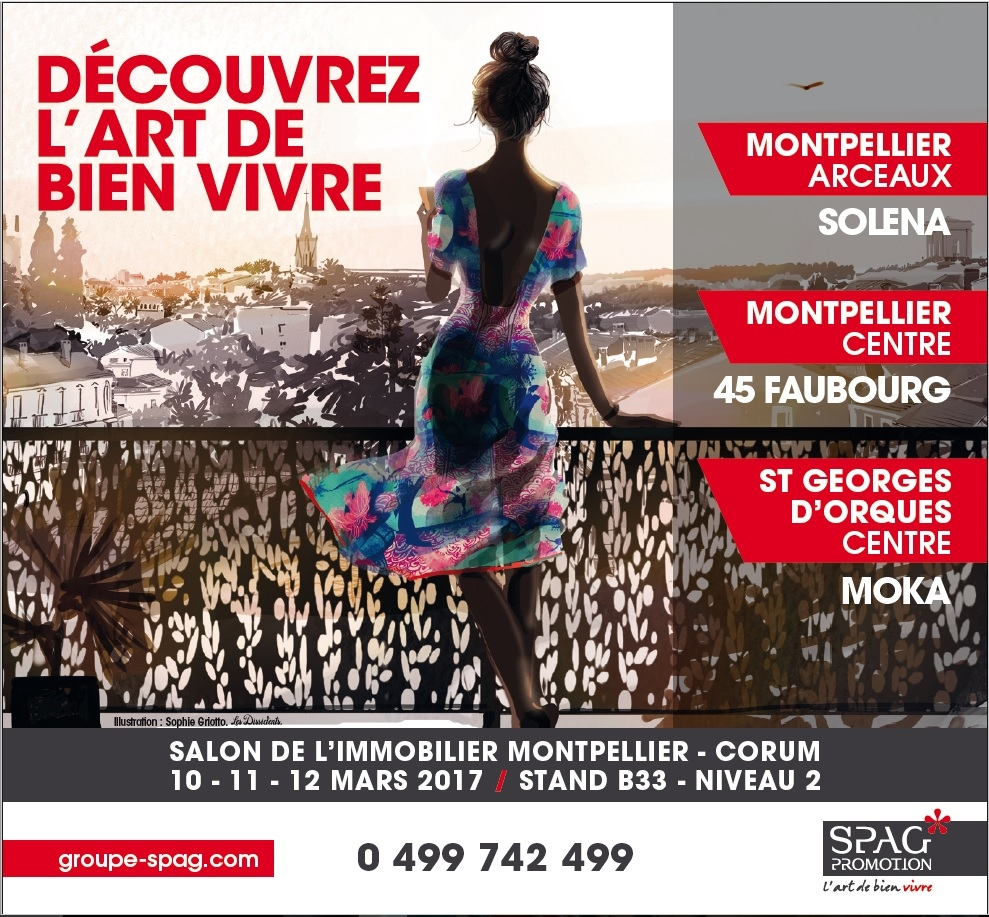 SPAG - J-4 SALON IMMOBILIER du Corum
